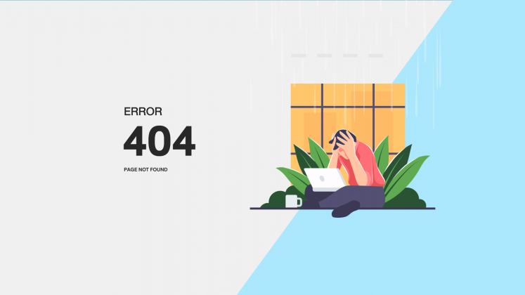 what is 404 page not found