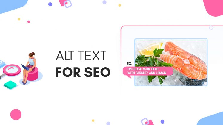 alt text for seo