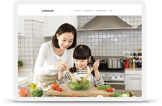Kitchenware Business : LocknLock