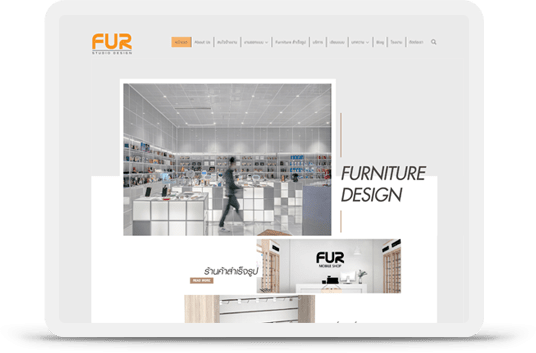 House Decoration Business : FUR Studio Design